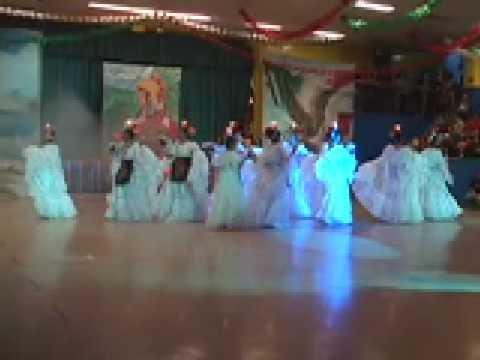 Mexicanos Unidos Baile tipico de Veracruz. Ballet del Refugio. Bronx NY