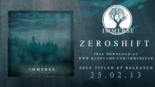 Immerse - Zeroshift [Free single + Download]