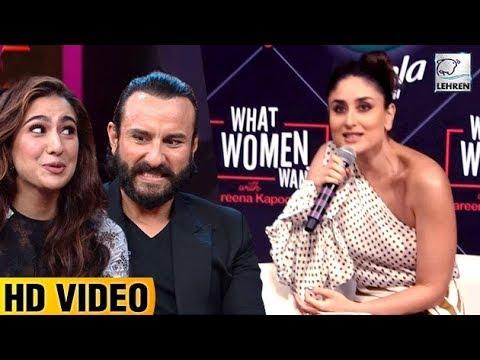 Xxx Mp4 Kareena Kapoor S SMART Reaction On Saif And Sara Koffee With Karan Episode LehrenTV 3gp Sex