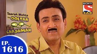 Taarak Mehta Ka Ooltah Chashmah - तारक मेहता - Episode 1616 - 26h February 2015