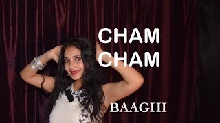 Cham Cham Dance Video BAAGHI