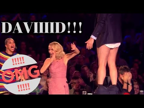Top 10 DAVID WALLIAMS s SHOCK and AMAZING MOMENTS EVER