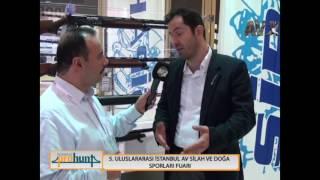 SİPAHİ -AV TV- 5. ULUSLARARASI iSTANBUL AV SiLAH ve DOGA SPORLARI FUAR