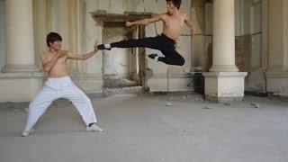 Bruce Lee is back | Afghan man resembling Bruce Lee