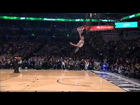 Zach LaVine Throws Down the Space