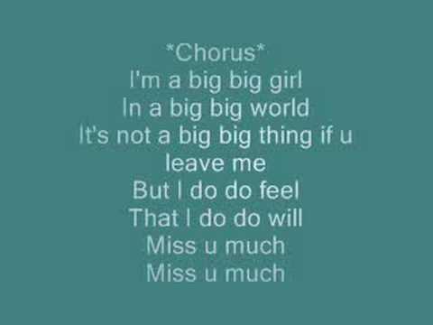 Xxx Mp4 Big Big World With Lyrics 3gp Sex