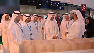 انطلاق فعاليات معرض سيتي سكيب في ابوظبي   مساء الامارات 17-04-2018