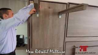 Mesa Multiuso - Moveis Fit