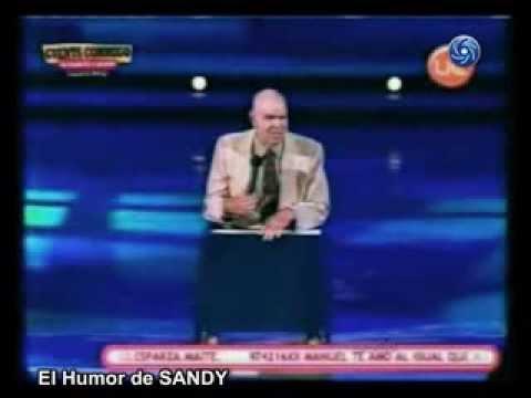 El Humor de SANDY Bolivia Chile y Argentina. Homenaje.