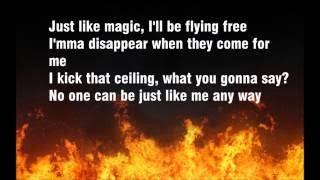 Just Like Fire Pink Lyrics