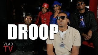Droop on Getting Shot by Soulja Boy 5 times, Denies Robbery & Mask Story