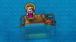 ESCAPING PRISON IN A SUBMARINE! (The Escapists 2)