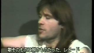 Iron Maiden - No Prayer On The Road Doc ,  Japan Tv  1990 - 1991