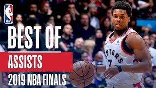 Best Assists | 2019 NBA Finals | State Farm