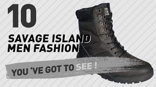 Savage Island Men Fashion Best Sellers // UK New & Popular 2017