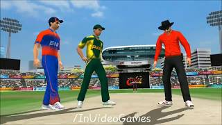 14th June 50 overs ICC Champions Trophy Pakistan Vs England World Cricket Championship 2 Gameplay