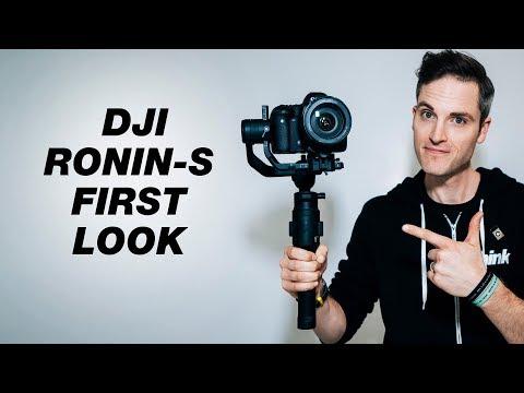 Xxx Mp4 DJI's First Handheld DSLR Gimbal — DJI Ronin S First Look 3gp Sex