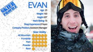Evan's Review-Atomic Vantage 100 CTI Skis 2017-Skis.com