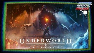 RazörFist Arcade: UNDERWORLD ASCENDANT (Backer Demo)