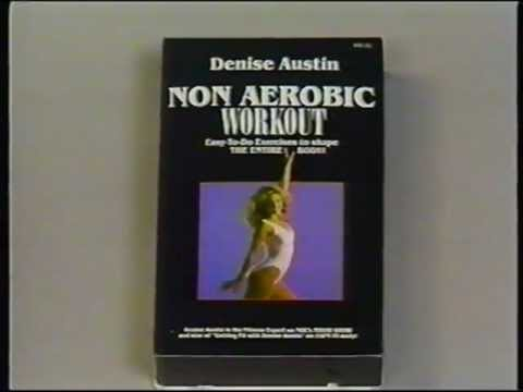 Closing to Denise Austin Super Stomachs 1988 VHS