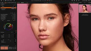 Beauty RAW processing Jonas Nordqvist | Capture One