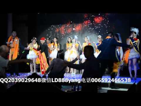 新加坡花场最多美女花场演出视频