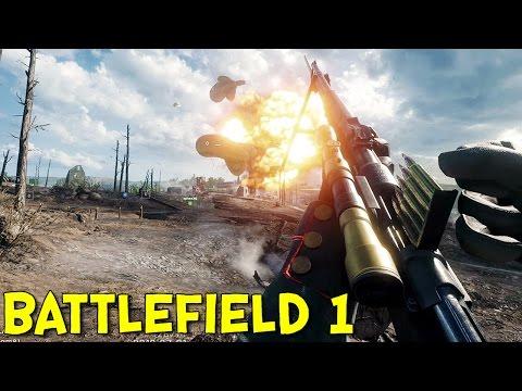 SAVING PRIVATE NEWB! - Battlefield 1