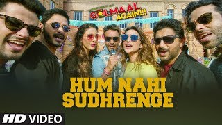 Golmaal Again Movie Videos & Audio Songs | Rohit Shetty