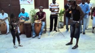 Tanzreise Santiago de Cuba mit Reynaldo Salazar y Catherine Roth / Salsafusion.eu y All Stars