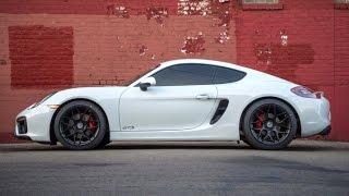 Porsche Cayman 981 GTS - One Take