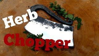 Making a Herb Chopper | Beginner Blacksmith Challenge