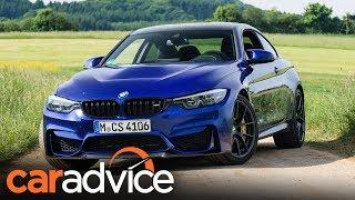 2017 BMW M4 CS review | CarAdvice