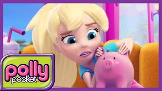 Polly Pocket full episodes   The lucky piglet - Episodes Compilation   Kids movie   Girls movie