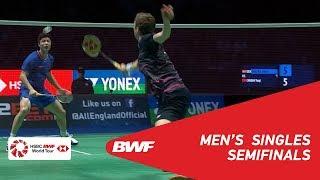 SF | MS | Viktor AXELSEN (DEN) [6] vs SHI Yuqi (CHN) [2] | BWF 2019