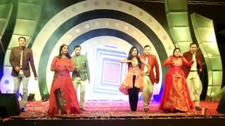 चंदू के चाचा - Sangeet Sandhya   Wedding Marwari Dance
