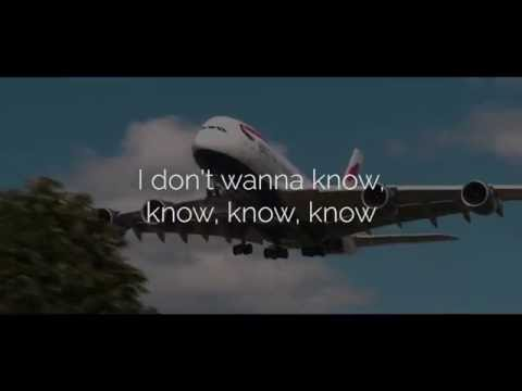 Download Maroon 5 (ft. Kendrick Lamar) - Don't Wanna Know (Lyric Video) (Official Audio)