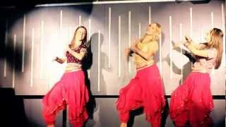 British Boys and Girls dance Bollywood for charity