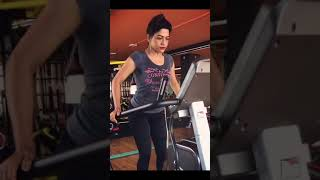 Azmeri Badhon Hot Gym Video
