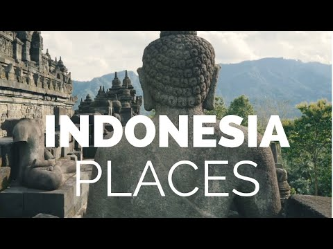 10 Best Places to Visit in Indonesia Travel Video