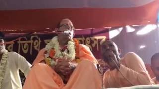 প্রসাদ পেলেই কৃষ্ণ প্রেম মিলে...শ্রীল জয়পতাকা স্বামী গুরুমহারাজ