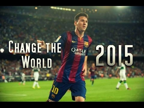 Download Lagu Lionel Messi - I'd Love to Change the World | 2015 | HD | Football Video Editing Contest