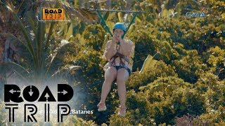Road Trip: Cassy and Mavy conquer the Batanes zipline
