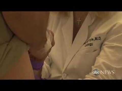 Penile ejection on ABC HOPKINS
