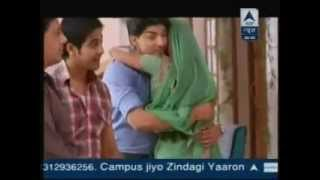 SBS - Yash & Aarthi Hug (Punar Vivaah) - 9th April 2013