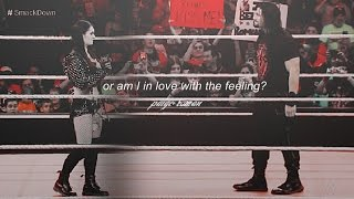 paige & roman reigns |  am I in love with you?