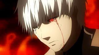 Tokyo Ghoul √A Season 2 Episode 12 東京喰種 Finale Review - Ken! Kaneki & Hide Emotional Series Finale!