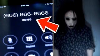 CALLING CURSED 666 PHONE NUMBER (YOU WON'T BELIEVE WHAT HAPPENS 18+)