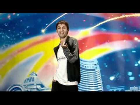 Romanii au talent show ul continua