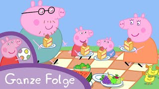 Peppa Pig Deutsch | Picknick (Ganze Folge)