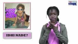 Learn the Luo Language the Easy Way with Keshia Part 1